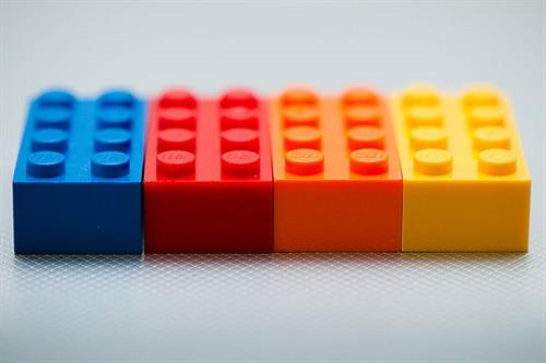 Get ready for the 'Lego' organization