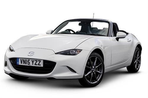 Car review: Mazda MX-5