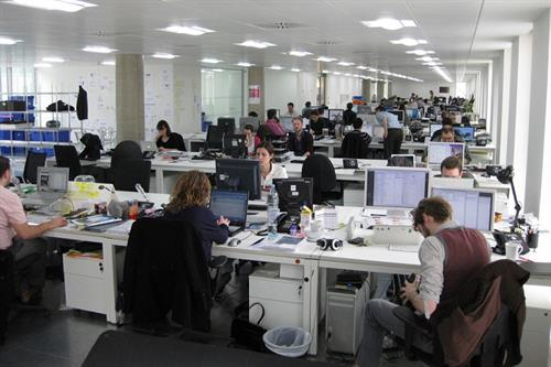 Is your open plan office ruining your business?