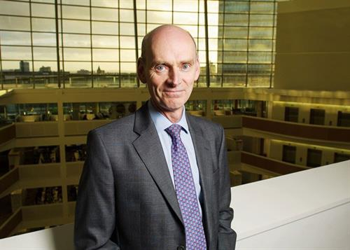 A day in the life: Co-op chief exec Richard Pennycook