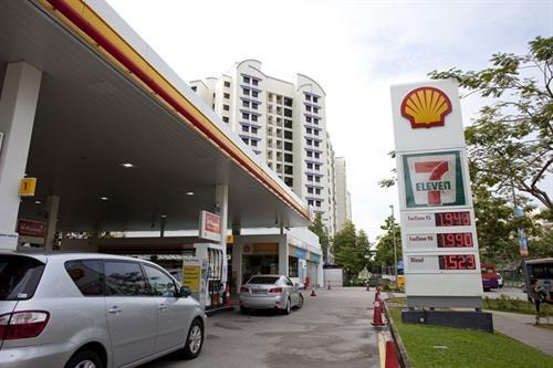 3: Royal Dutch Shell