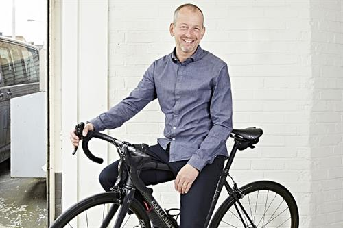 Getting to know Rapha founder Simon Mottram