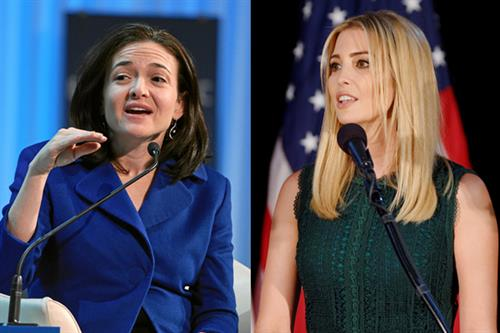 What Sheryl Sandberg's and Ivanka Trump's books have in common