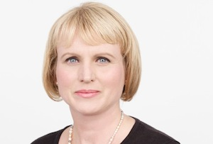 Claire Simpson: 'When you're doing it on your own any working mums guilt goes out the window'