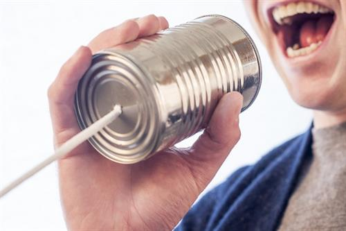Stop treating communications as an afterthought