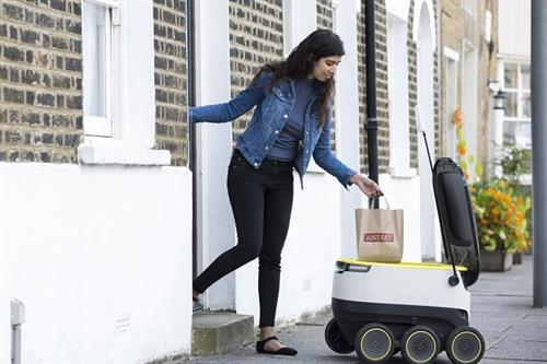 Can Just Eat make drone delivery work?