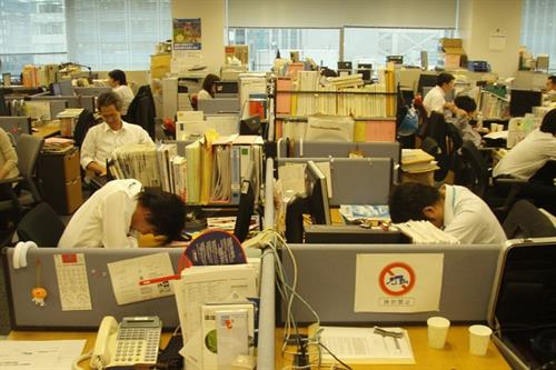 Could the UK fall victim to Japan's 'Karoshi' over-working culture?