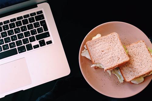 Reclaim your lunchbreak