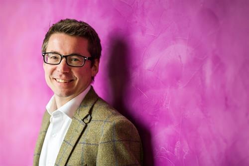 Meet the tech entrepreneur whose HQ is a castle