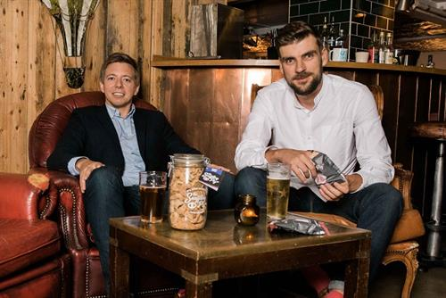 Meet the entrepreneurs taking pork scratchings upmarket