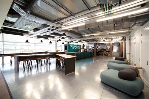 Pivotal wants to turn your business into a Silicon Valley start-up