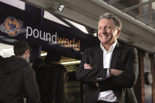Interview: Poundworld founder Chris Edwards on selling up for £150m