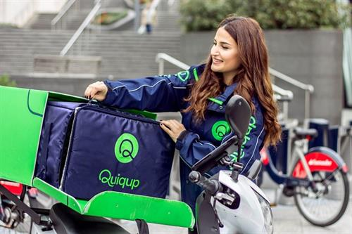Can Quiqup save the high street from the onslaught of Amazon?