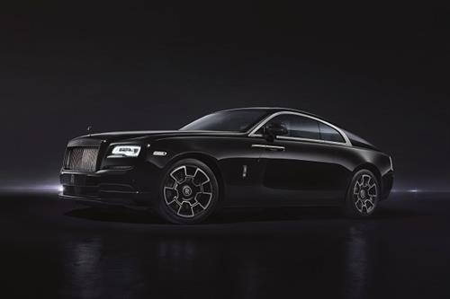 Review: The Rolls-Royce Wraith Black Badge