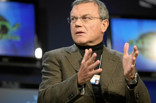 Martin Sorrell tops Britain's 10 highest-paid CEOs of 2015