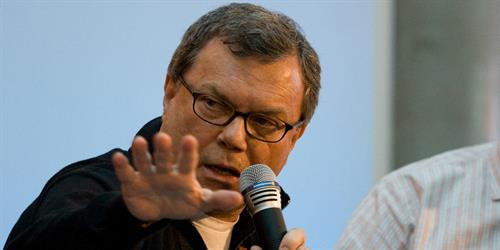 The referendum wasn't just an economic issue, it was an emotional one - Sir Martin Sorrell