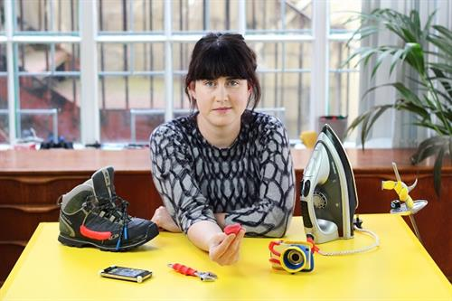 Meet the woman behind Sugru, the world's first mouldable glue