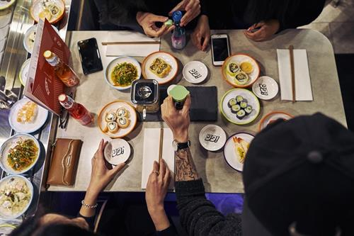 Meet the real brains behind Yo! Sushi's success