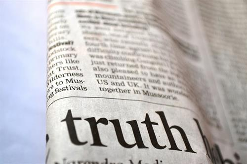 Facts are still sacred in the post-truth world
