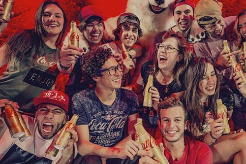 How Coca-Cola targeted teens during the 2016 Olympic Games