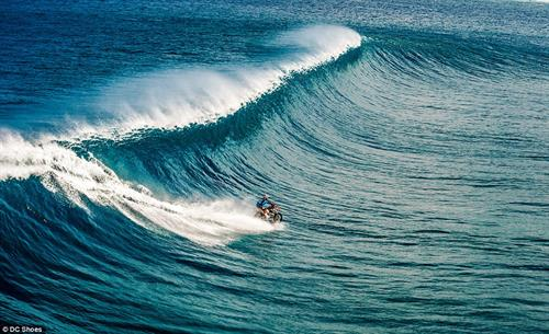 """Ad of the Day: DC Shoes """"Robbie Maddison's pipe dream"""" by DC Shoes"""