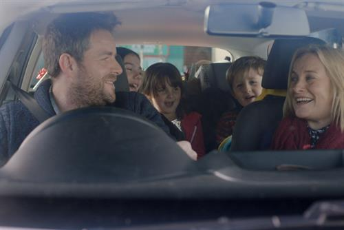 "McDonald's ""journey to Christmas"" by Leo Burnett London"