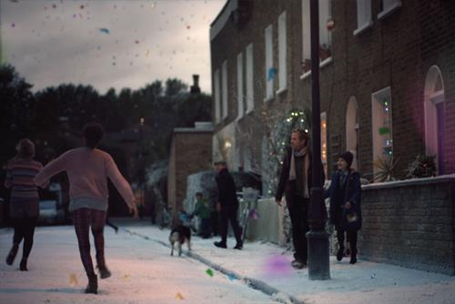 "Quality Street ""first sign of Christmas"" by J Walter Thompson London"