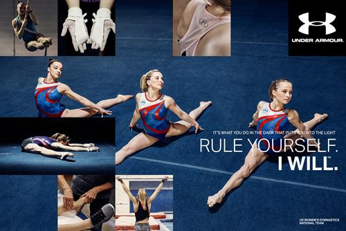 "Under Armour ""it's what you do in the dark that puts you in the light"" by Droga5"