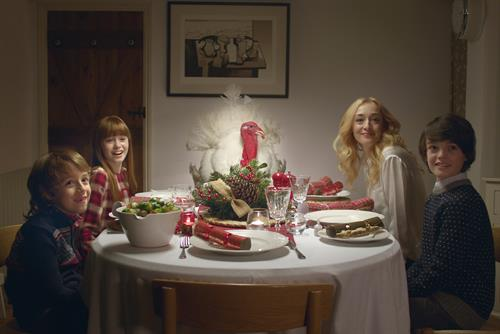 "Vodafone UK ""Terry the turkey"" by Grey London"