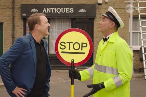 "Public Health England ""Stoptober"" by Freuds"
