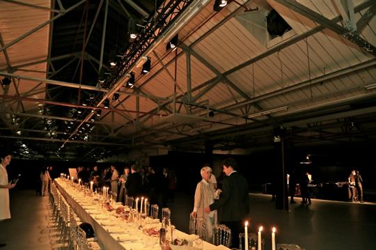 Location a key influencer in London Fashion Week move