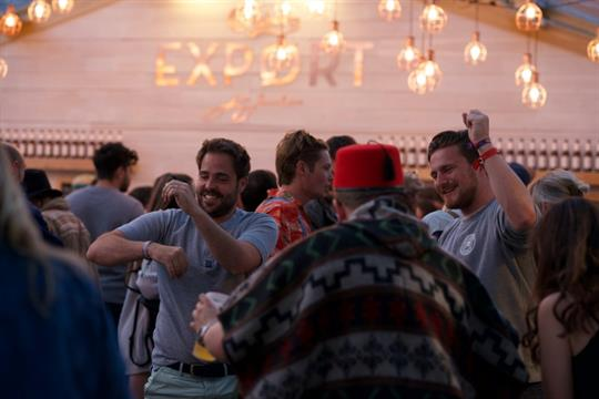 Carlsberg creates Danish experience at UK festivals