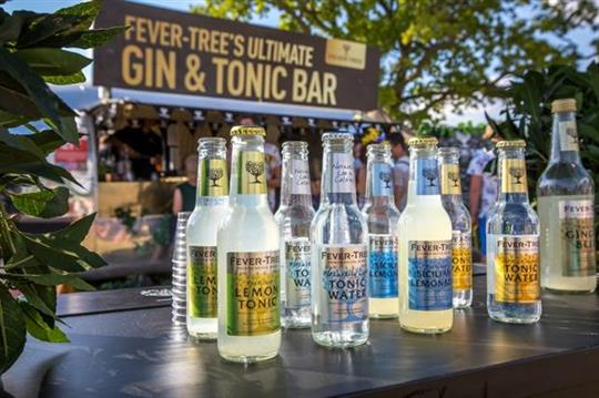 Nyetimber, Fever-Tree, Musto, Volvo and Slinsby Gin to activate at Cowes Week