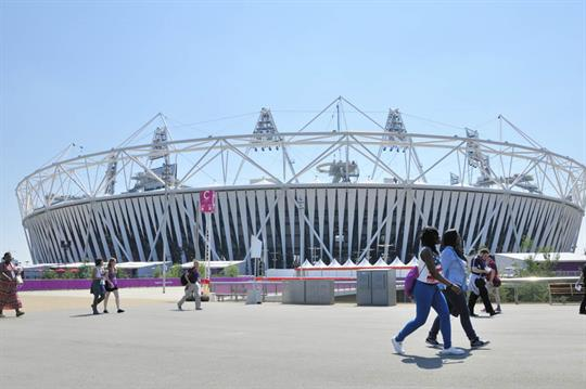 Sporting focus: Olympic Park legacy - Golden moments