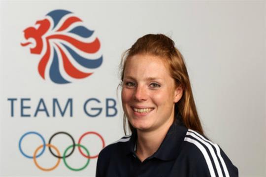 GMR recruits former Team GB athlete ahead of Rio 2016