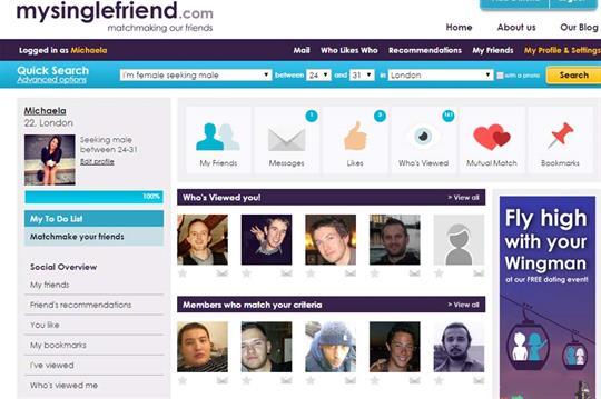 TfL partners with MySingleFriend for Valentine's event