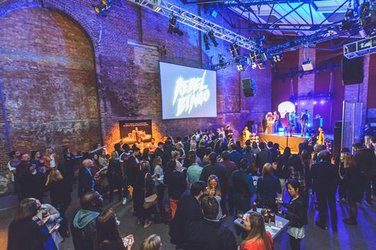 In Pictures: Pepsi Max enlists RPM for 'twisted genius' experience