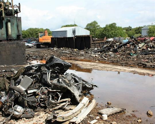 Ecology plans for scrapyard