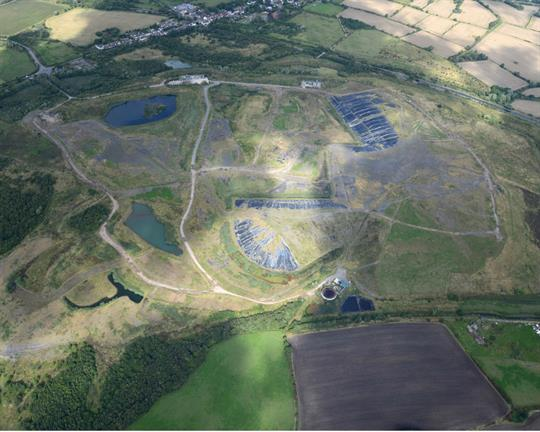 Property firm buys landfill