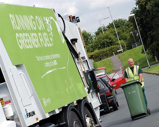 Open data on bins is 'invaluable'