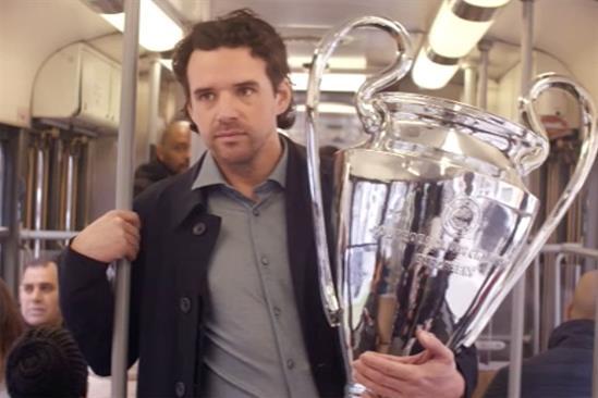 "BT Sport ""Uefa Champions League Final"" by BT Creative"