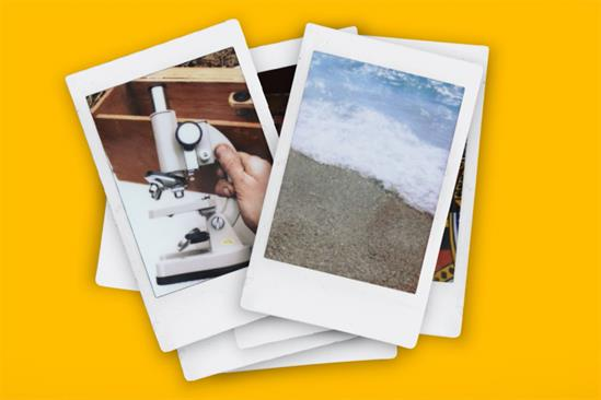 "Instax ""Fill the world with one offs"" by M&C Saatchi"