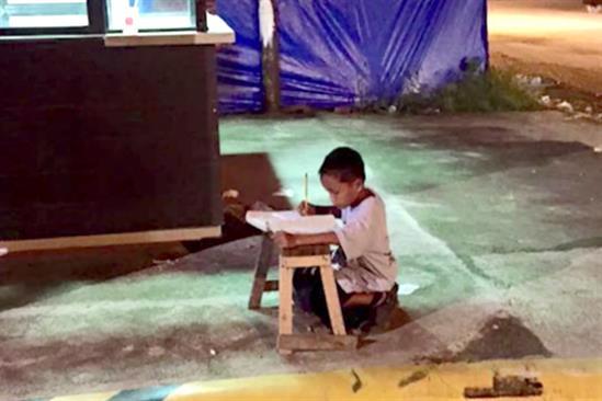 """McDonald's """"The boy who loves to study"""" by Leo Burnett Manila"""