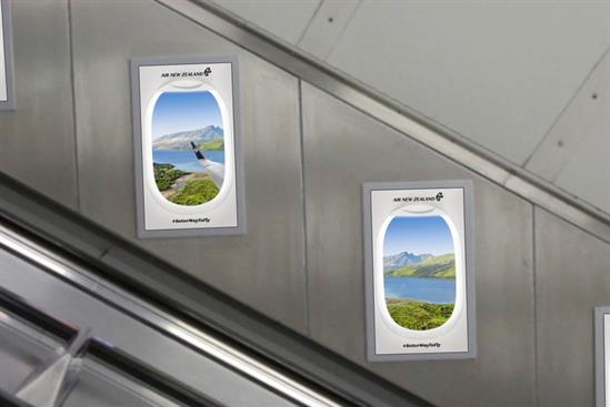 "Air New Zealand ""Better way to fly"" by Karmarama"