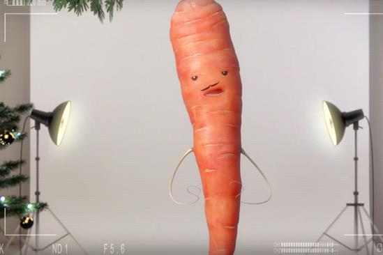 "Aldi ""Kevin the carrot casting"" by McCann UK"