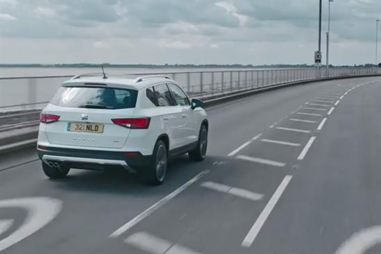 "Seat Ateca ""Missing car"" by MullenLowe Profero and MullenLowe London"