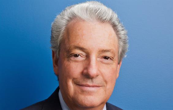 Interpublic Group chairman and CEO Michael Roth