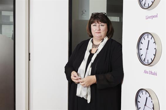Four CEO Nan Williams: Rain is an