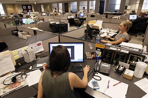 Every PR and comms pro should spend time in a newsroom or a magazine, writes Janet Murray (© AP Photo/Rogelio V. Solis)