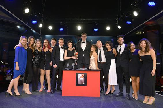 PRWeek Awards: 2015 winners with hosts Alexander Armstrong and Richard Osman